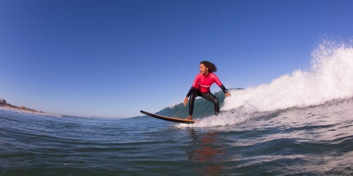 Cours de surf particulier